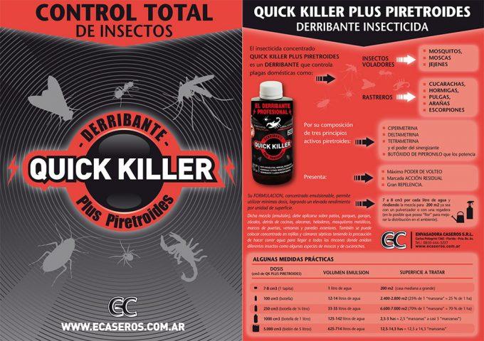 Quick Killer Plus Piretroides PDF