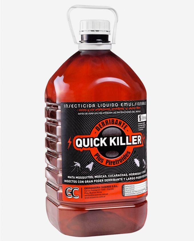 Quick Killer Plus Piretroides