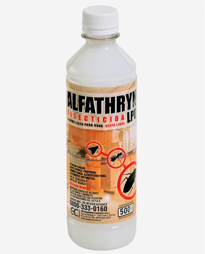 Alfahryn LPU Derribante