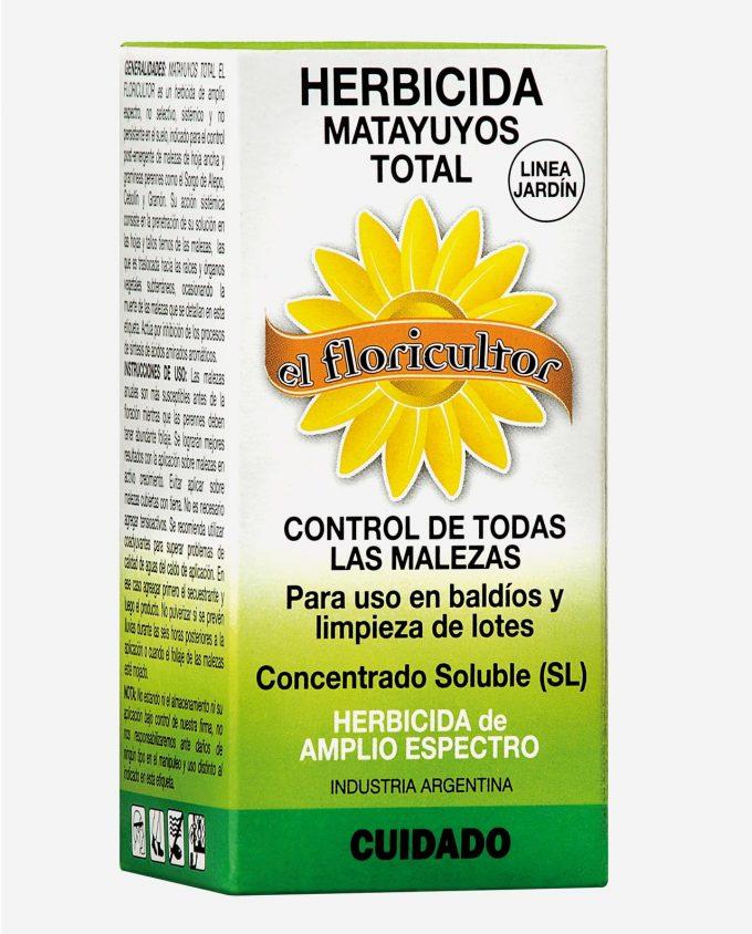 Herbicida El Floricultor - Glifosato al 48%