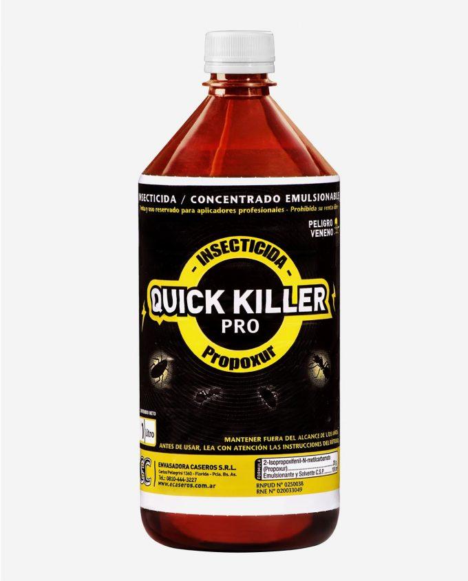 Quick Killer Pro - Insecticida